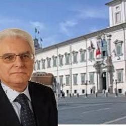 SERGIO MATTARELLA E' IL NUOVO PRESIDENTE DELLA REPUBBLICA ITALIANA